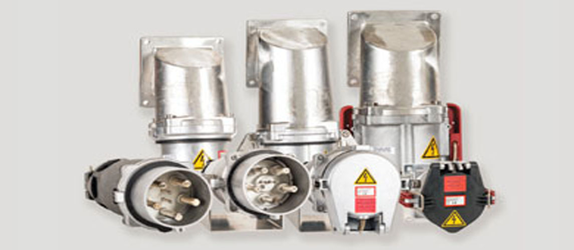 Hazardous Duty Plugs & Receptacles