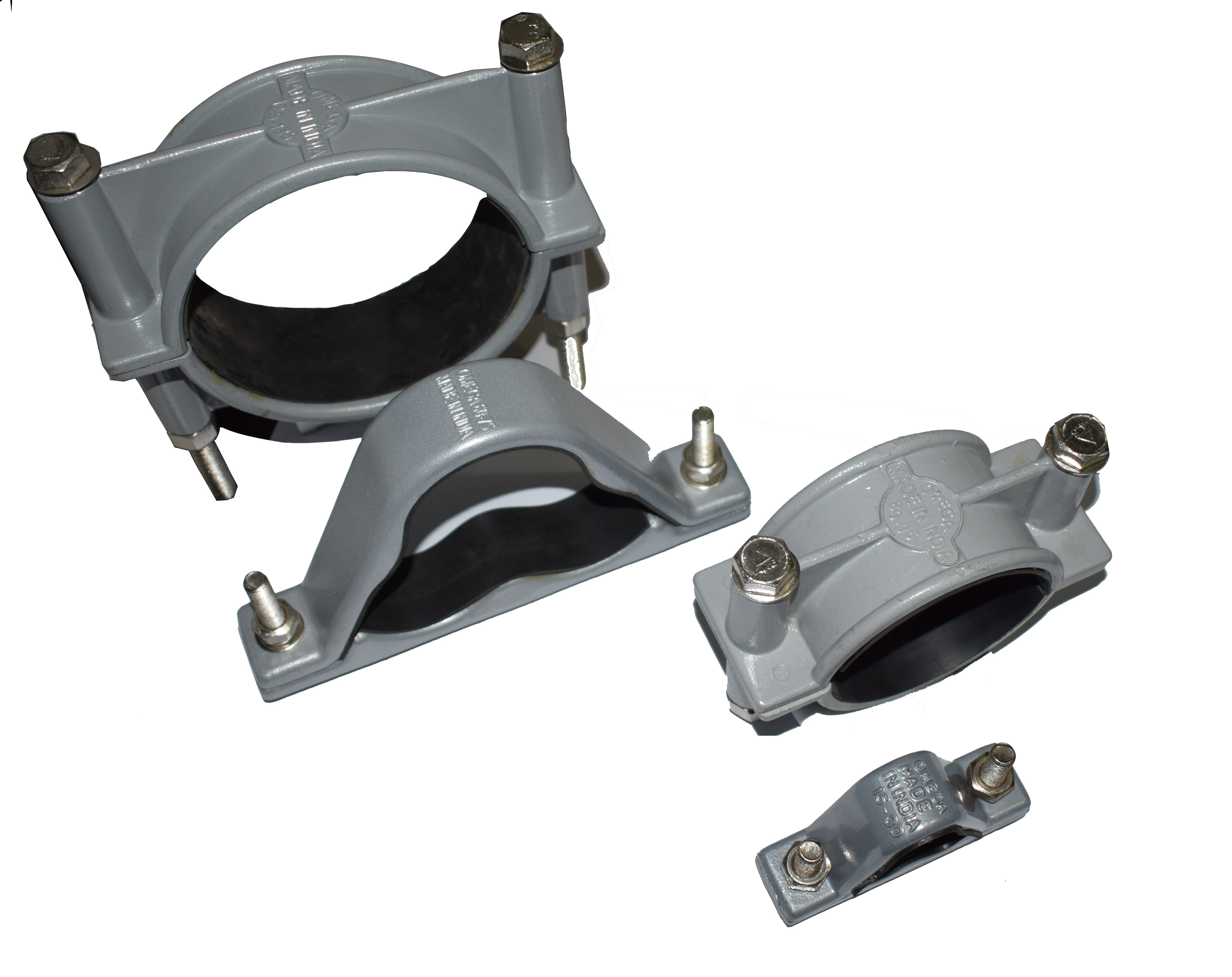OMEGA Cable cleat  SUPPLIER FROM INDIA
