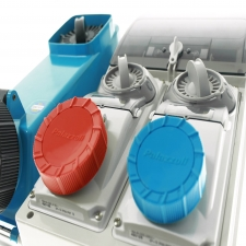 Interlocked socket-outlets | Palazzoli supplier in saudi arab